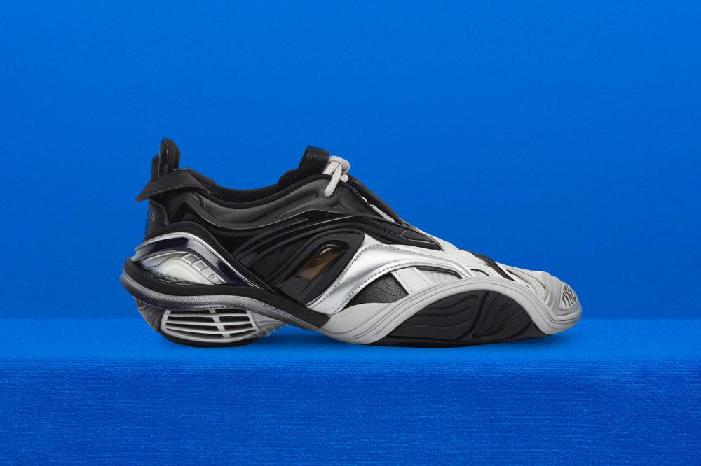 Balenciaga Tyrex - смесь кроссовок с классической обувью