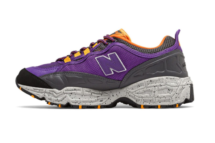 "кроссовки New Balance 801 ""Purple/Orange"""