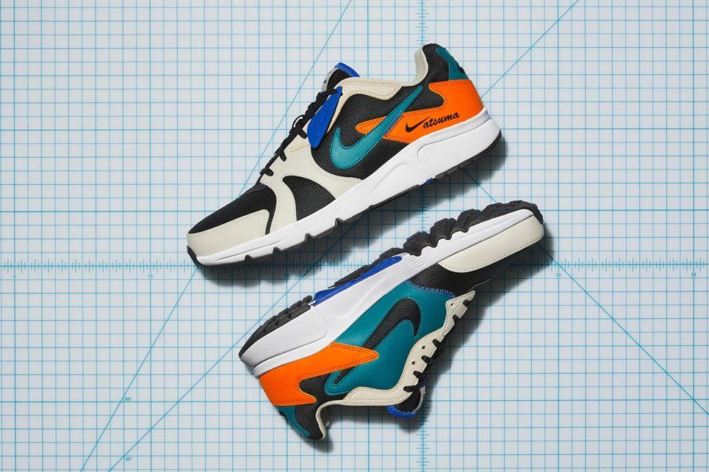 Nike Atsuma новая модель