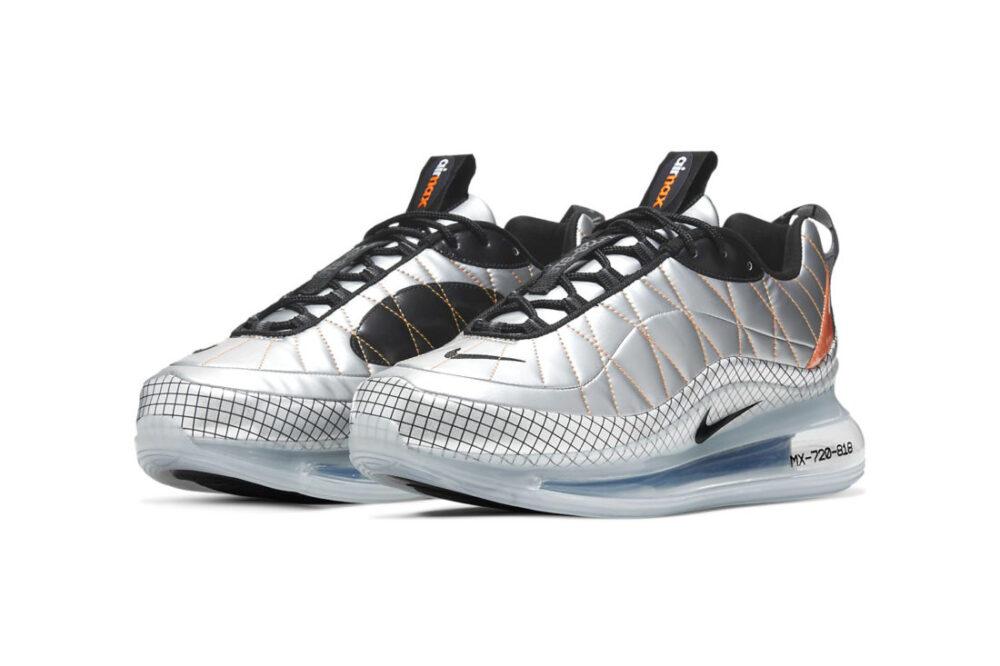Футуристические Nike MX-720-818