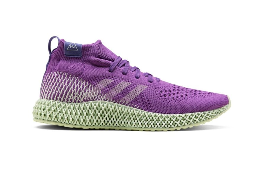 Adidas & Pharrell Williams 4D Runner