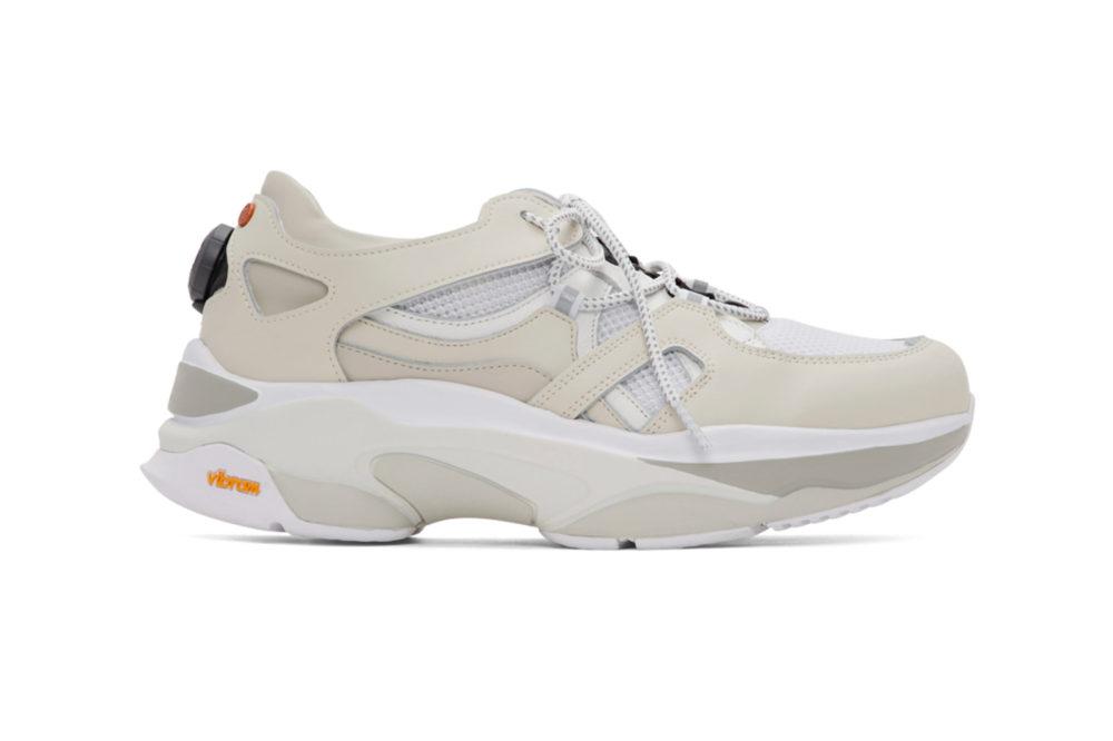 Корейские кроссовки Andersson Bell White Runner