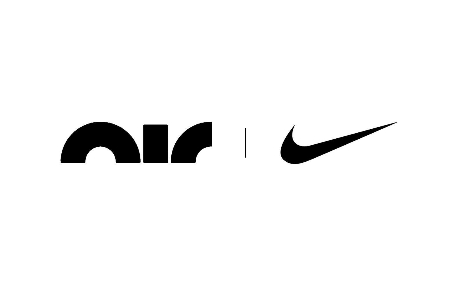 Новый логотип Nike Air