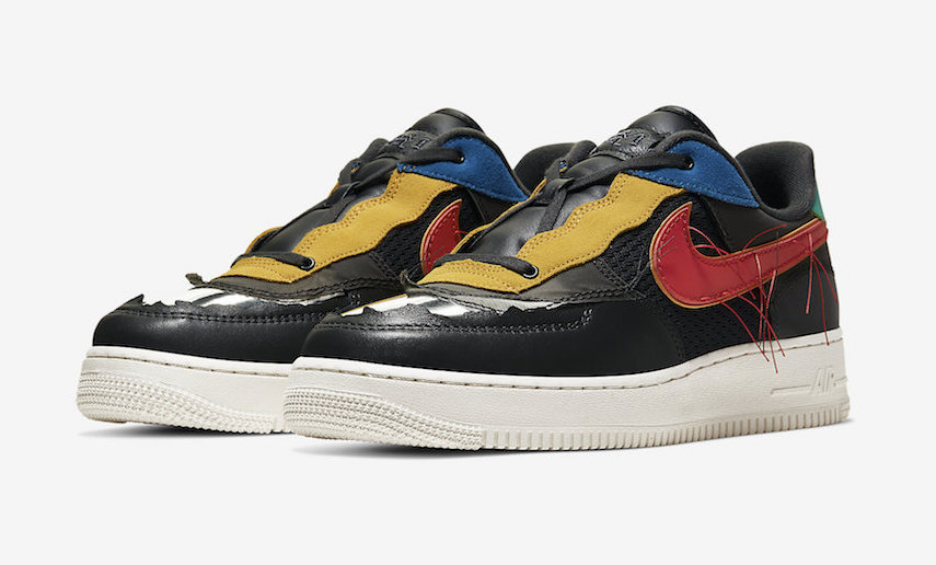 Nike Air Force 1 Low BHM 2020