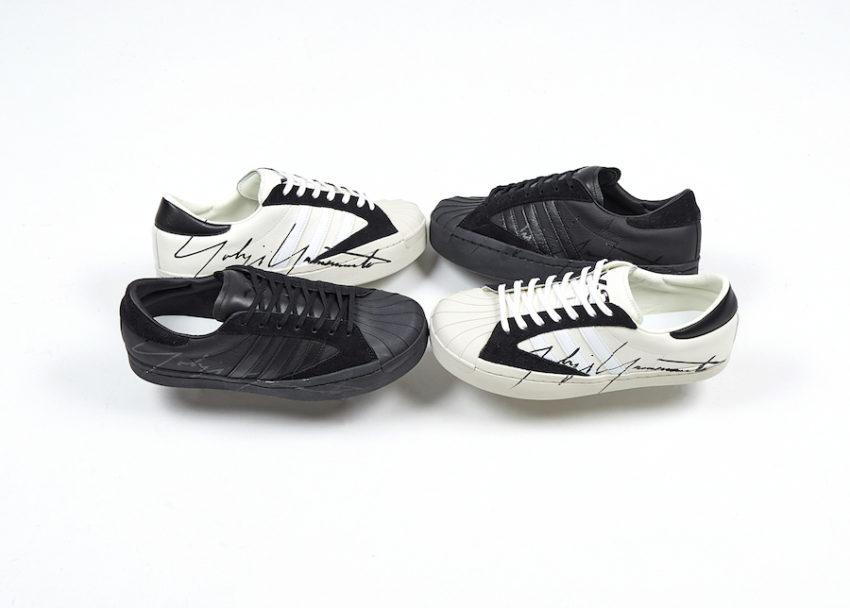 Adidas & Y-3 Yohji Star