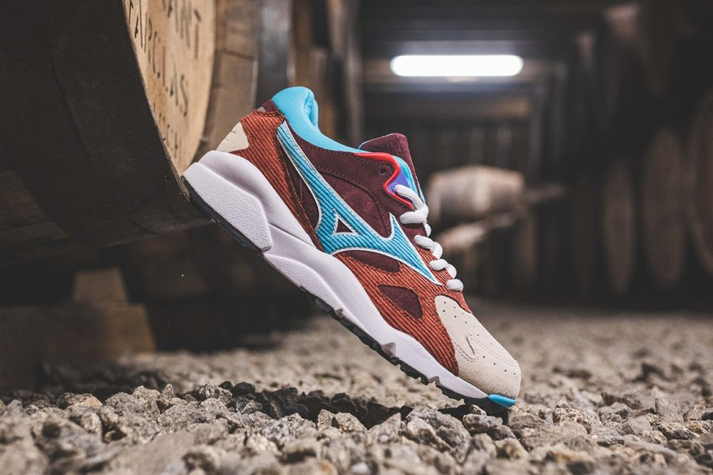 "HANON x Mizuno Sky Medal ""The Angel's Share"""
