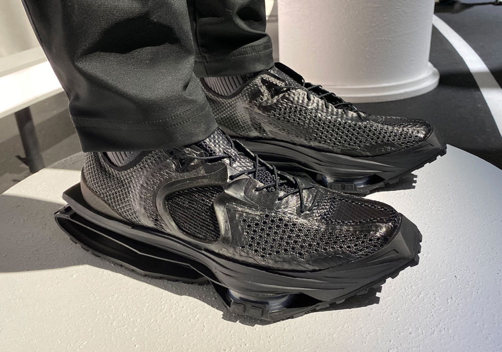 Коллекции Nike c sacai, Off-White, Matthew Williams, Yoon of Ambush и Undercover на неделе моды в Нью-Йорке