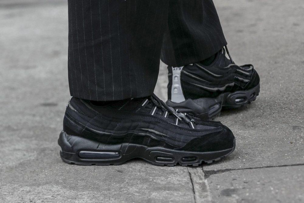 Лучшие кроссовки, увиденные на Нью-йоркской неделе моды