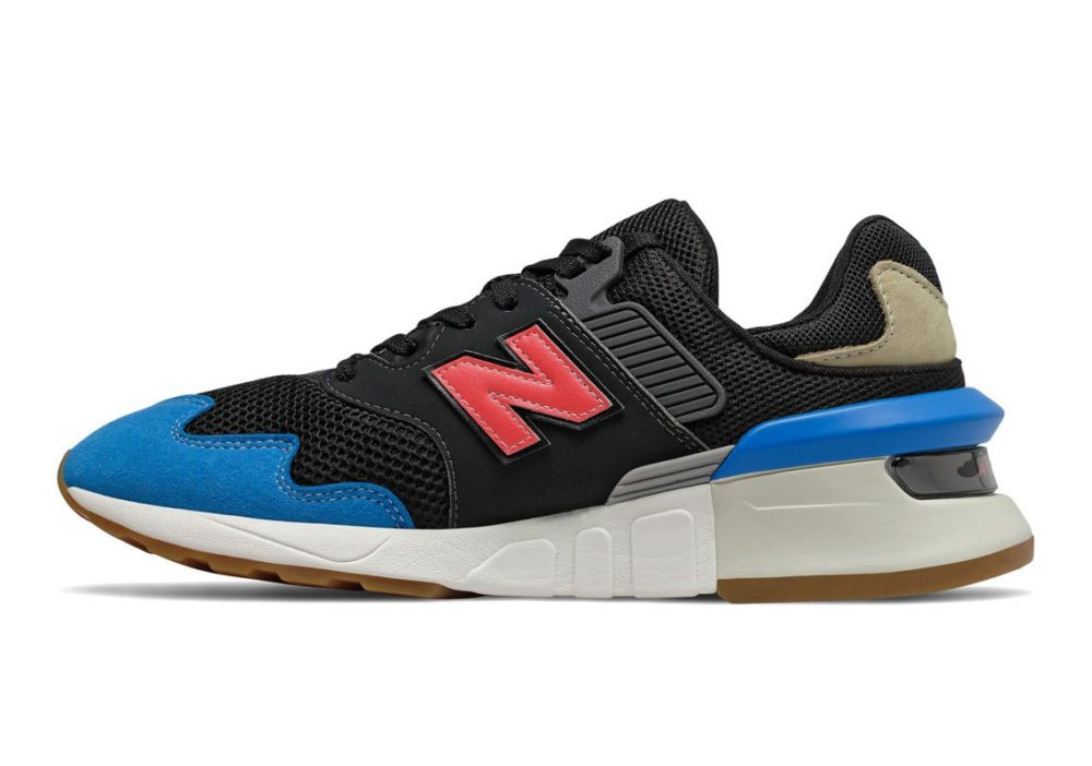 "New Balance 997S ""Black/Neo Classic Blue"""