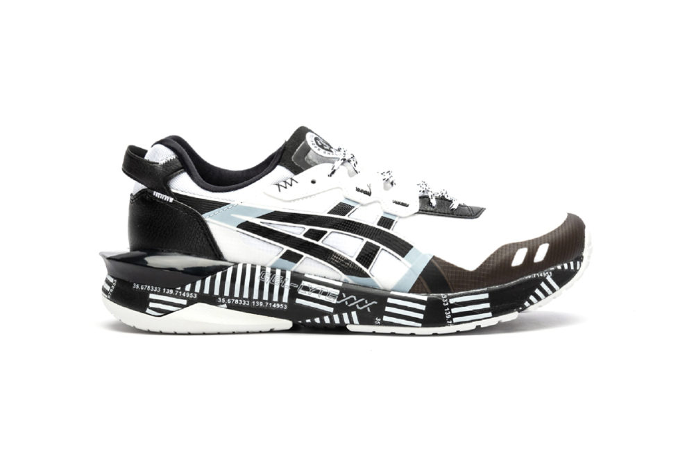 "Asics GEL-LYTE XXX ""White/Black"""