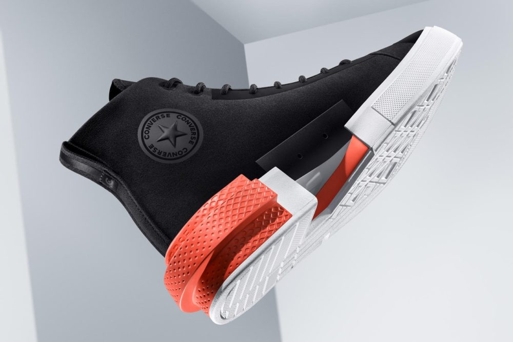 Converse представил новую линейку CX