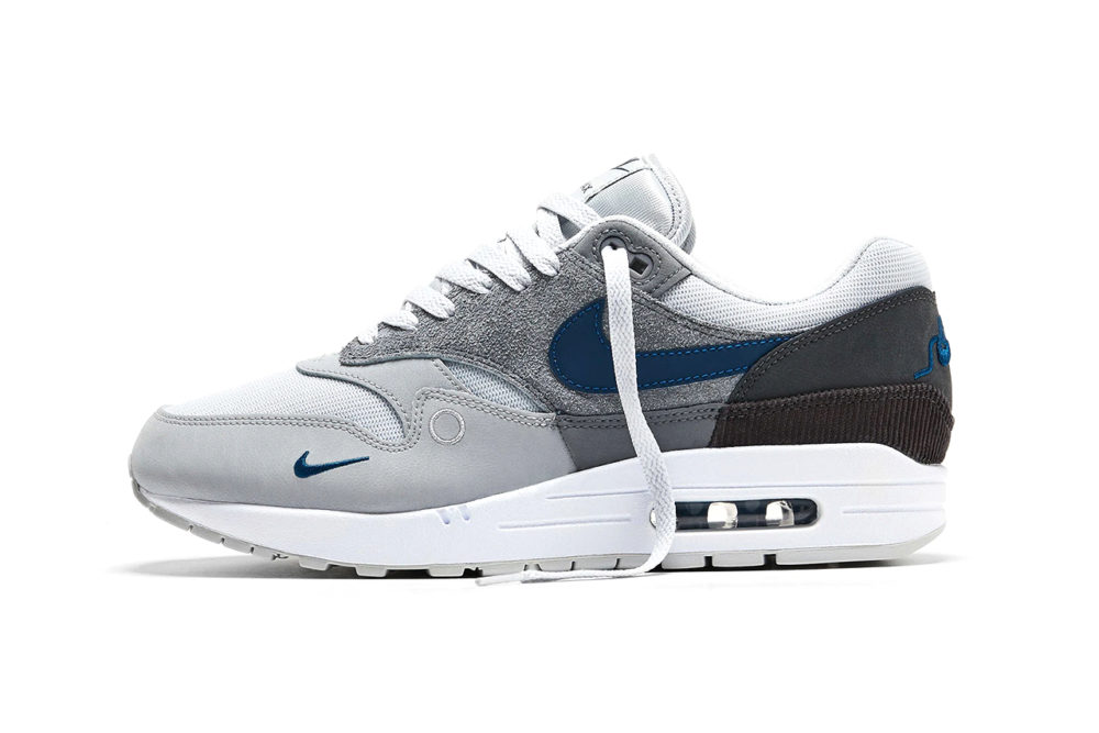 Nike Air Max 1 представил городскую серию London & Amsterdam