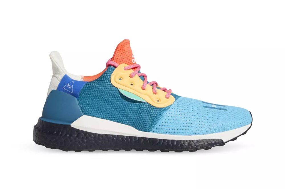 Новая коллекция от Pharrell и Adidas Originals
