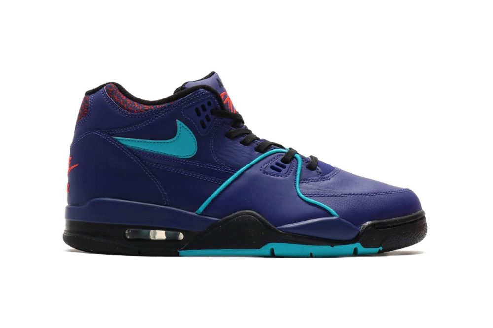 "Nike Air Flight 89 ""Regency Purple"""