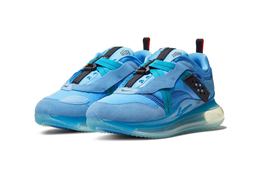 "Nike Air Max 720 OBJ Slip ""University Blue"""