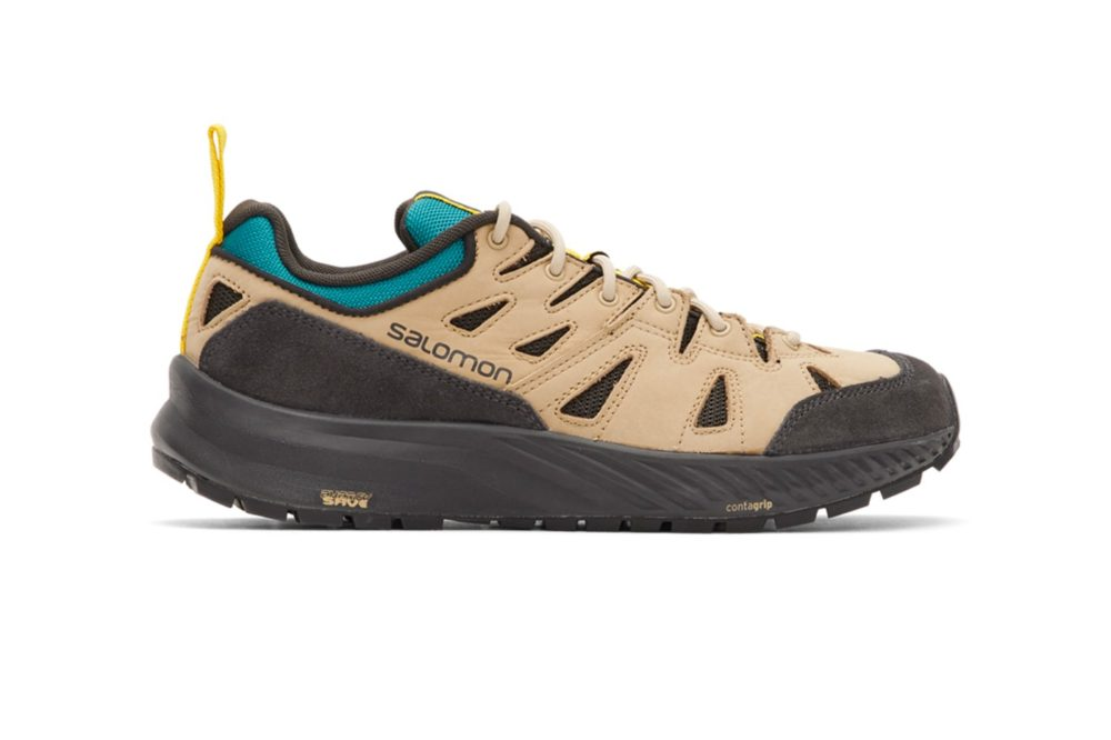 "Salomon Odyssey Advanced ""Safari/Shad"""