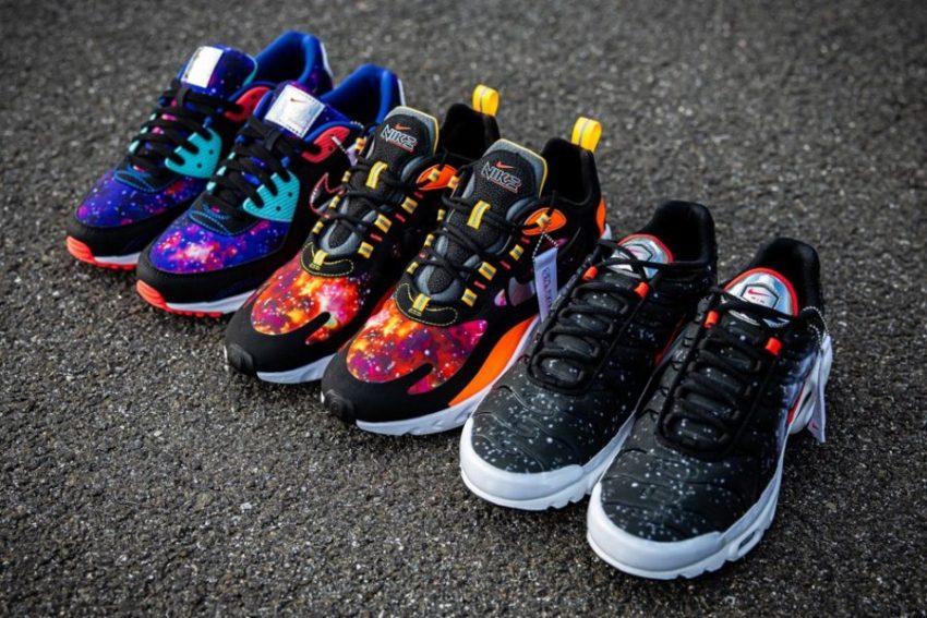 Кроссовки Foot Locker & Nike в летнем паке «Supernova 2020» и «P (HER) SPECTIVE»