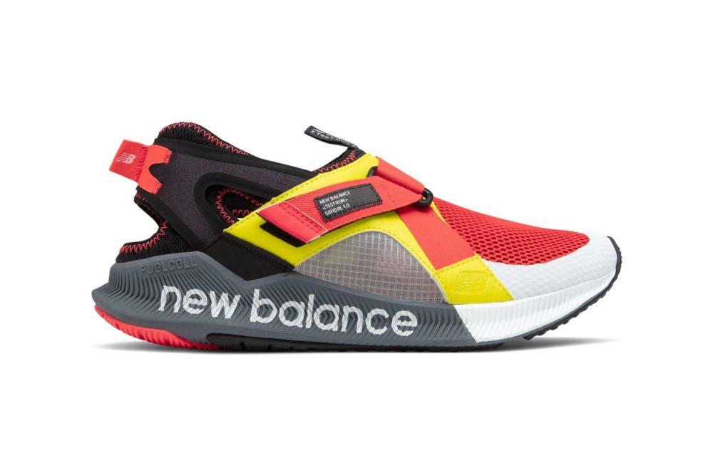 Гибридные кроссовки-сандали New Balance Shandal