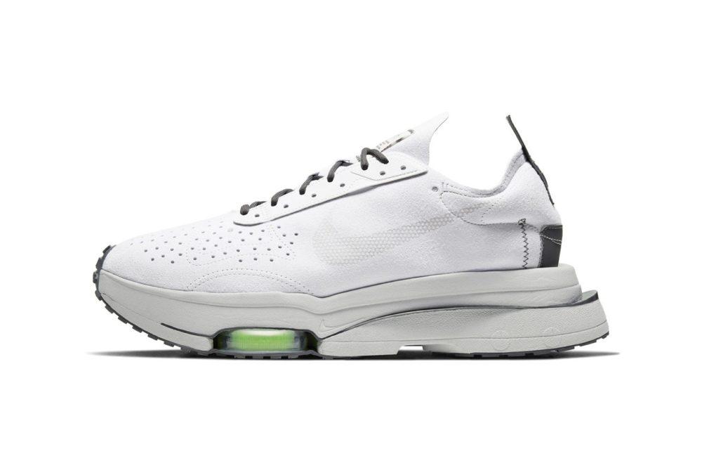 Новая концептуальная модель кроссовок Nike N 354 Air Zoom Type