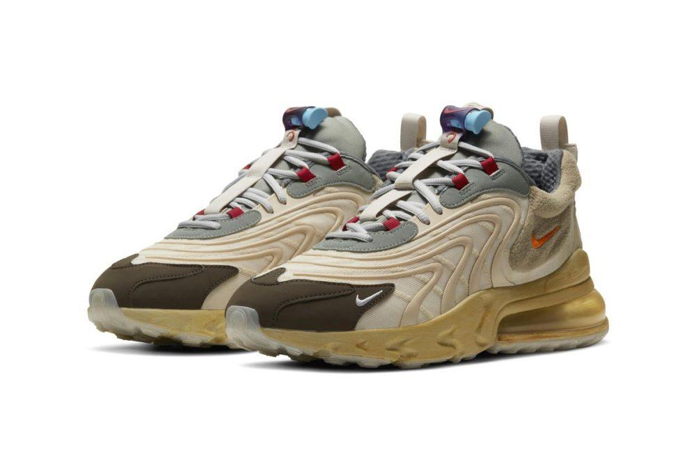 Вышли новые кроссовки от Travis Scott x Nike Air Max 270