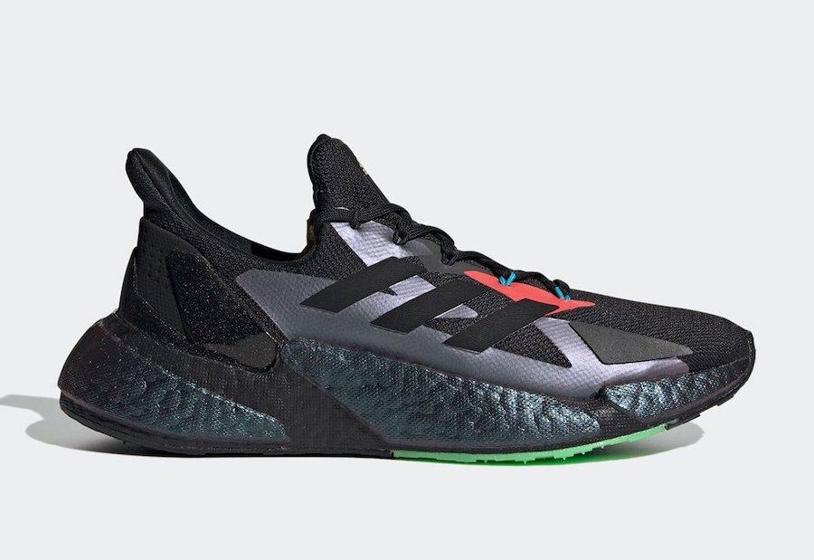 Первые фото кроссовок Adidas X9000L4