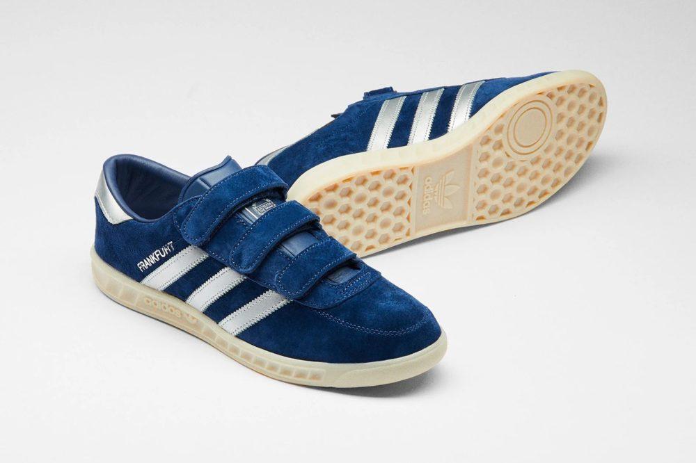 Классические кроссовки adidas Originals Frankfurt City Series