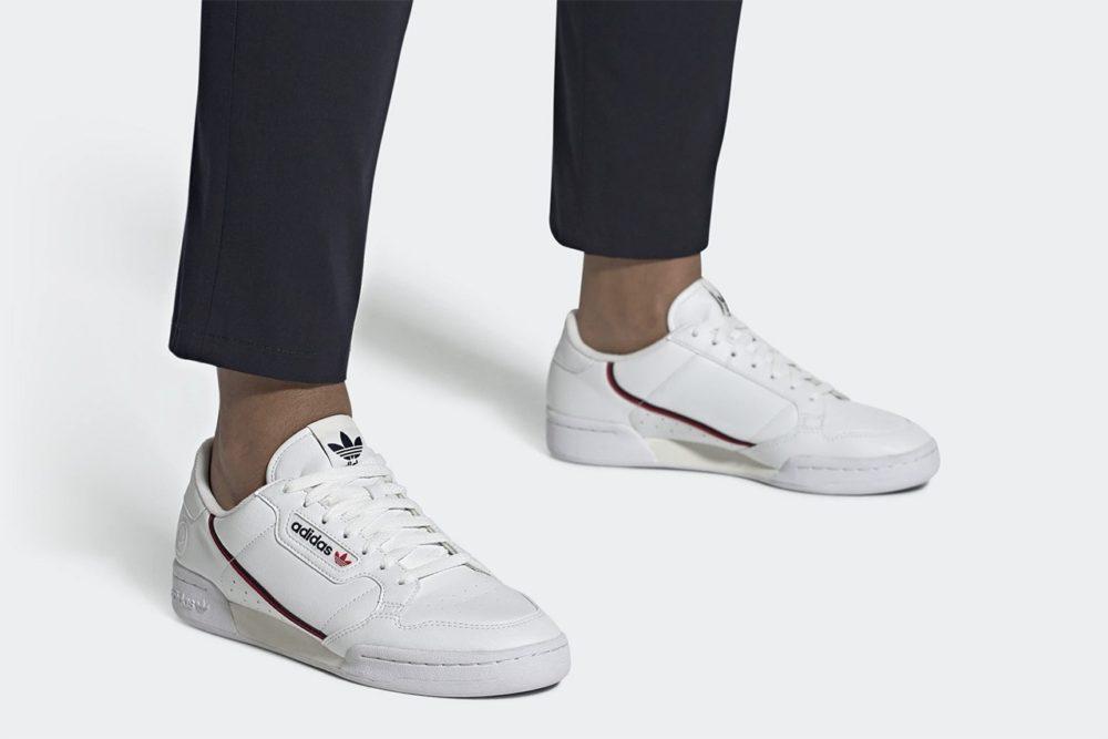 """Adidas Originals Samba и Continental 80 в версии """"Vegan"""""""