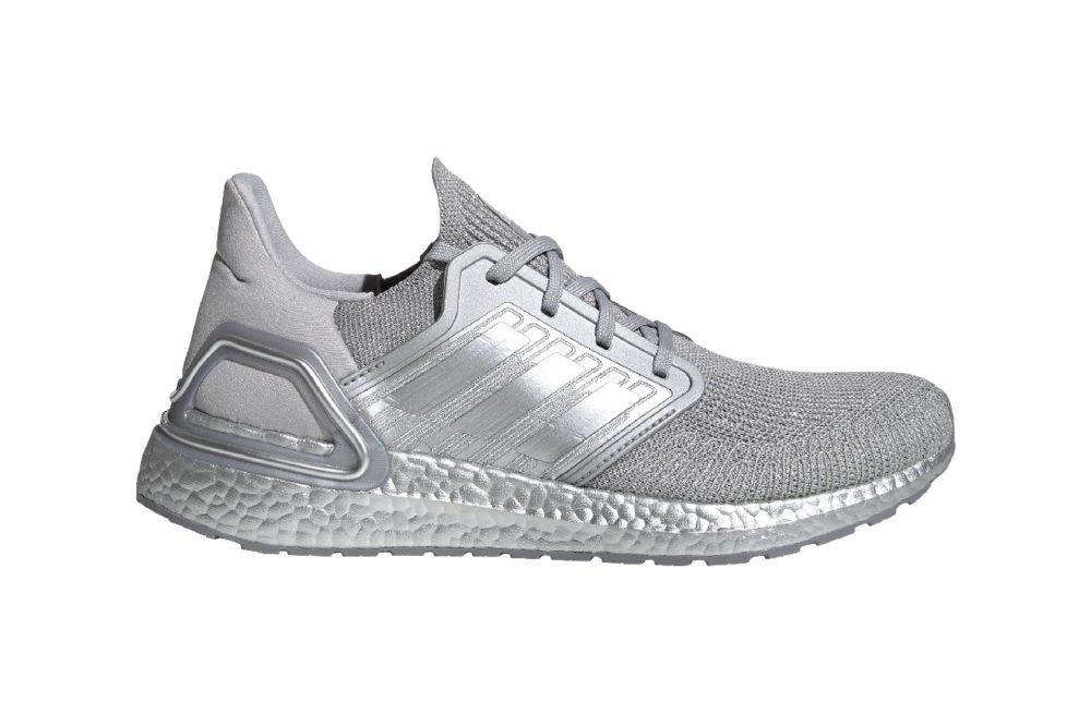 "Adidas UltraBOOST 20 ""Silver Metallic"""