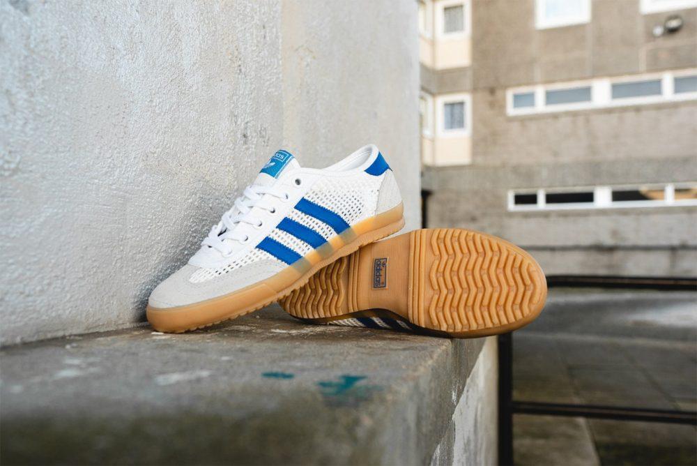Сетчатые кроссовки Adidas Tischtennis