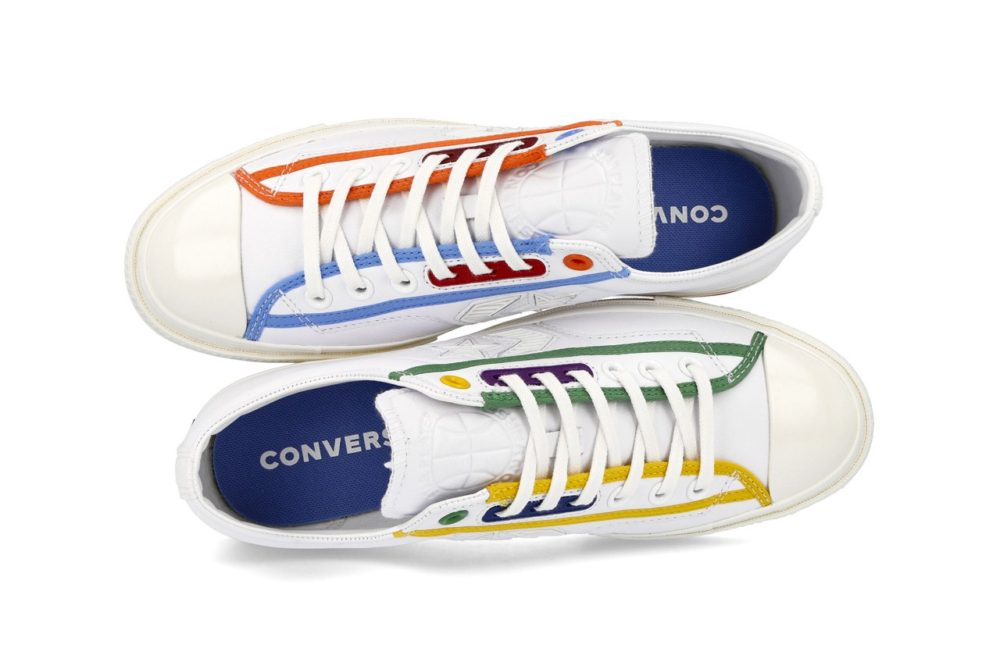 "Converse Star Player OX ""Logo Mash Up"""