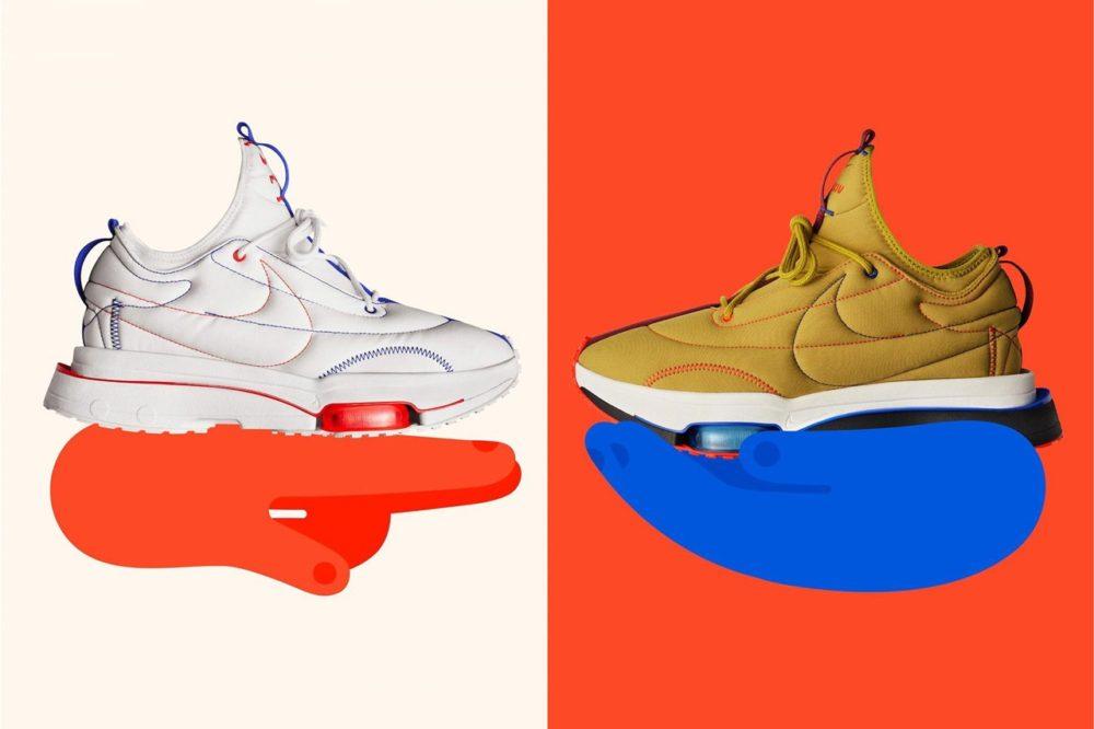 Кроссовки MACCIU & Nike By You модель Н. 354 Air Zoom Type