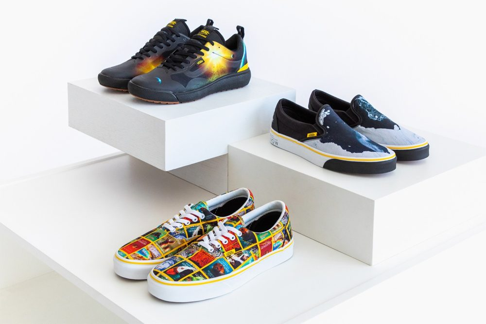 National Geographic & Vans
