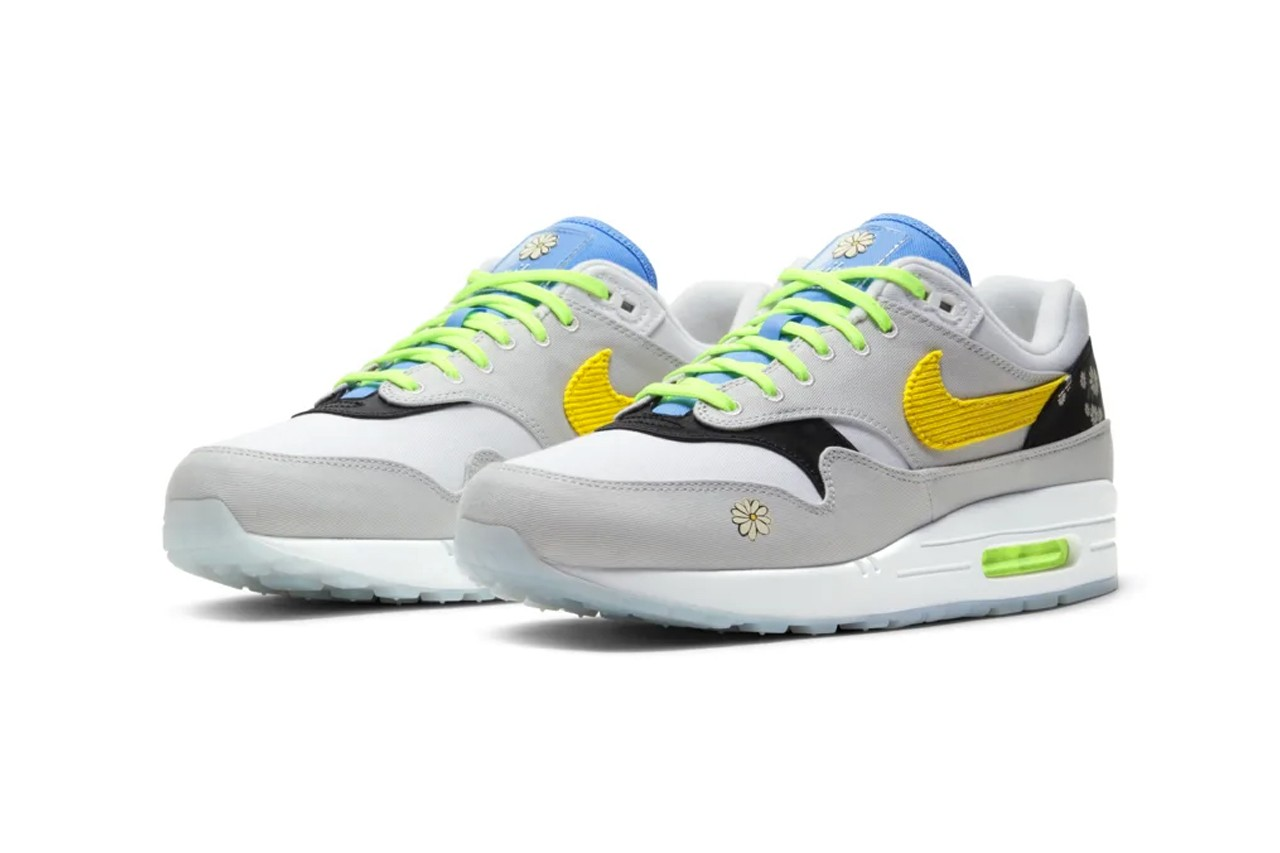 "Nike Air Max 1 ""Speed Yellow"""