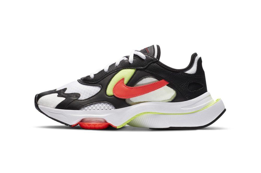 Новая модель Nike Air Zoom Division с классическим верхом и технологичной подошвой