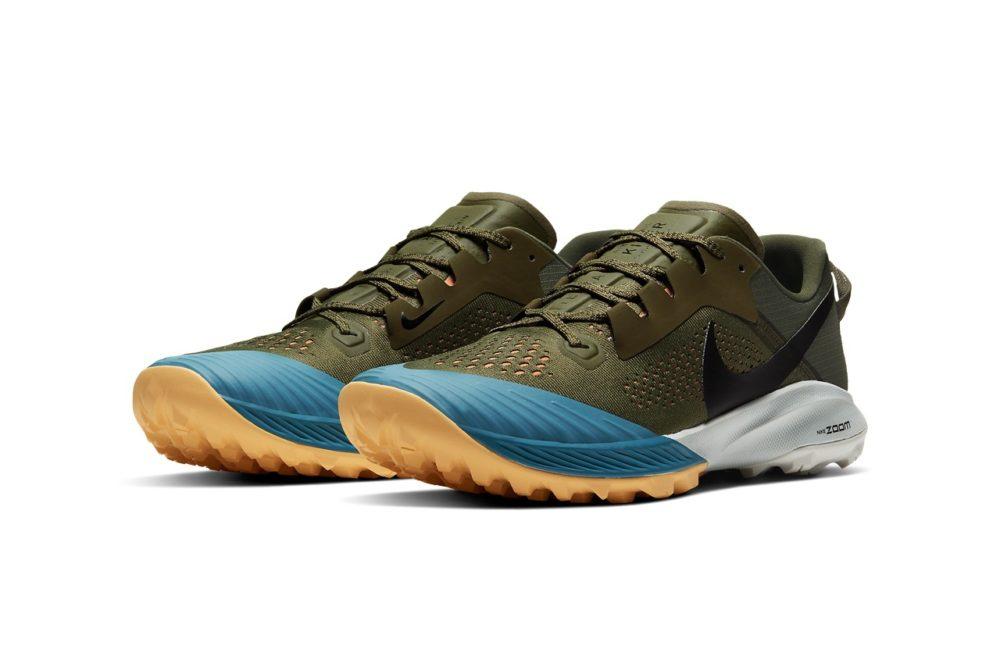 """Хайкинговые кроссовки Nike Air Zoom Terra Kiger 6 """"Medium Olive"""""""