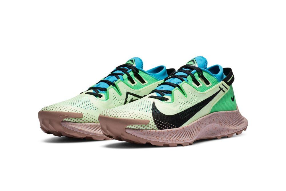 Офф-роуд беговые кроссовки Nike Pegasus Trail 2