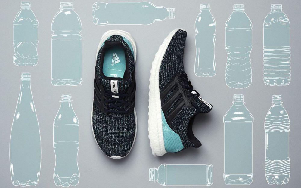 Все продукты Adidas будут будут производиться с использованием 100% переработанного пластика к 2024 году