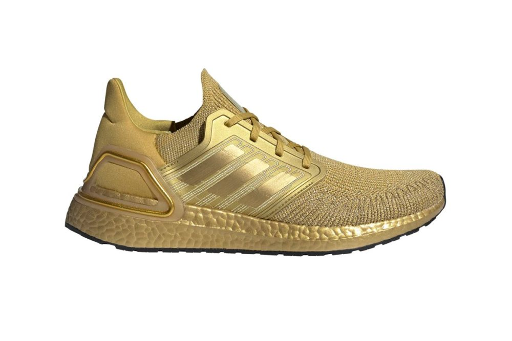 "Adidas ULTRABOOST 20 ""Metallic Gold"""