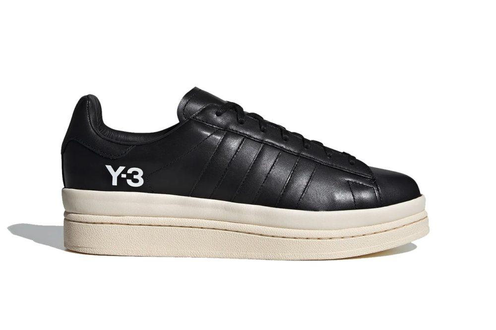 Кроссовки на платформе Adidas & Y-3 Hicho