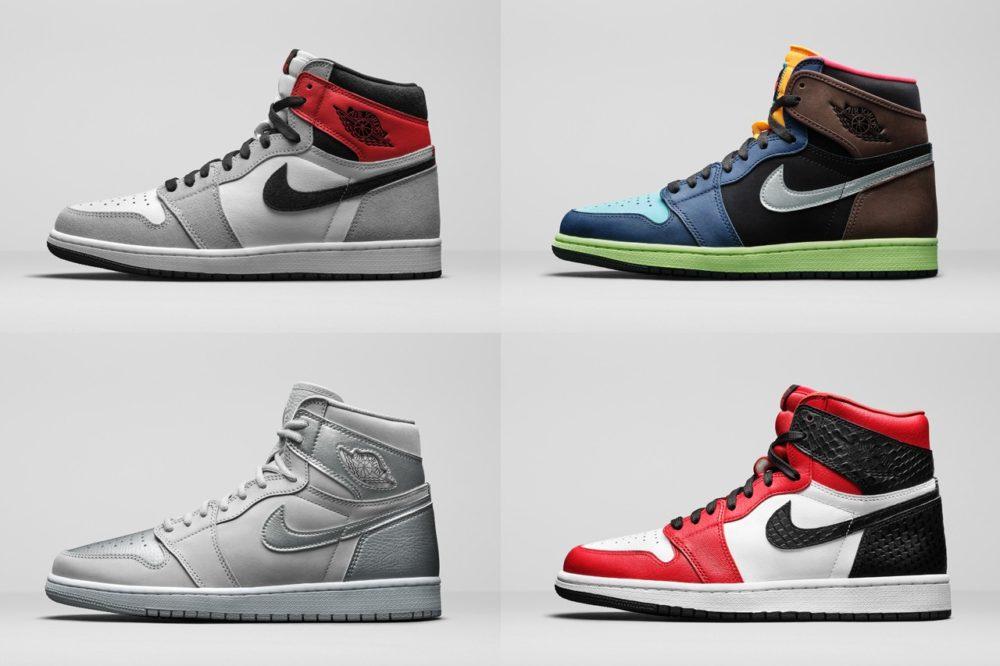 Jordan представил ретро-коллекцию на осень 2020