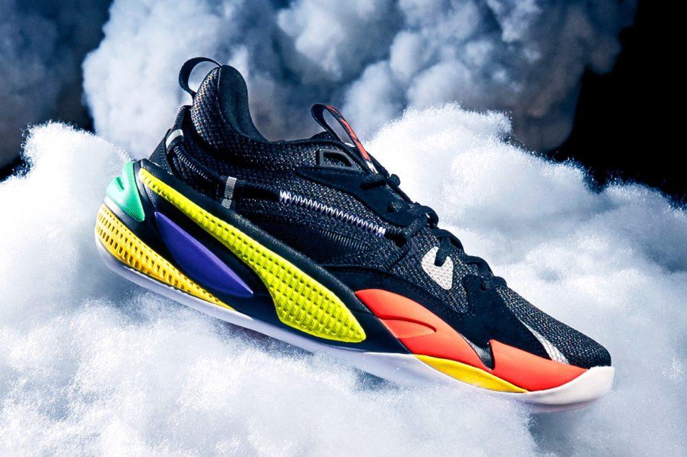 J. Cole и PUMA дебютировали с баскетбольной моделью RS-Dreamer