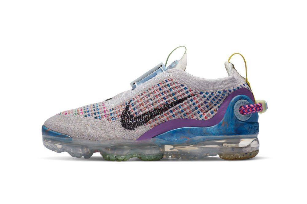 Первые фото кроссовок Nike VaporMax 2020 с технологией FlyEase Fit