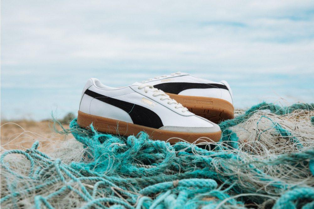 PUMA переиздает архивные кроссовки Oslo-City OG 50-х годов