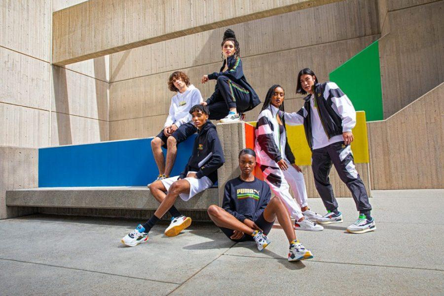 PUMA празднует силу спорта с «Unity Collection» С детализацией, вдохновленной международными флагами.