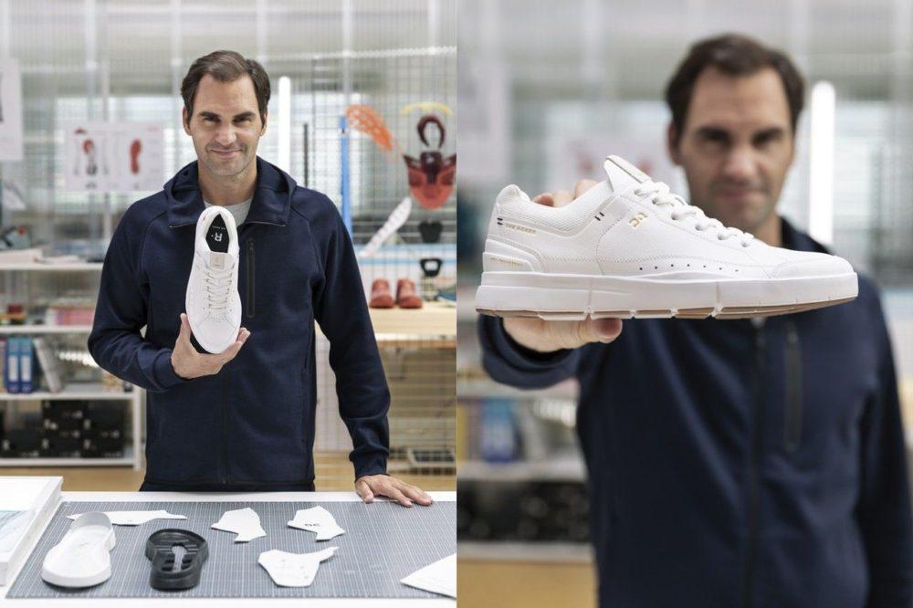 Роджер Федерер запускает коллекцию кроссовок совместно с брендом On