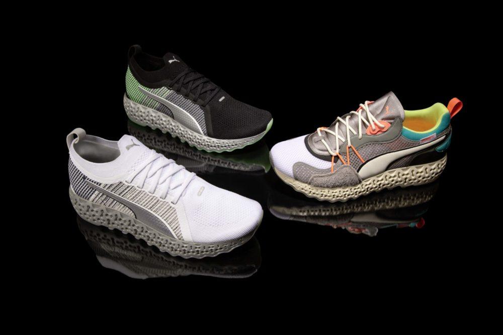 Puma представляет кроссовки, оснащенные новой системой амортизации из вспененного материала - XETIC