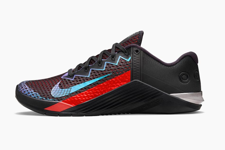 Кроссовки для кроссфита Nike Metcon 6 совместно с Mat Fraser