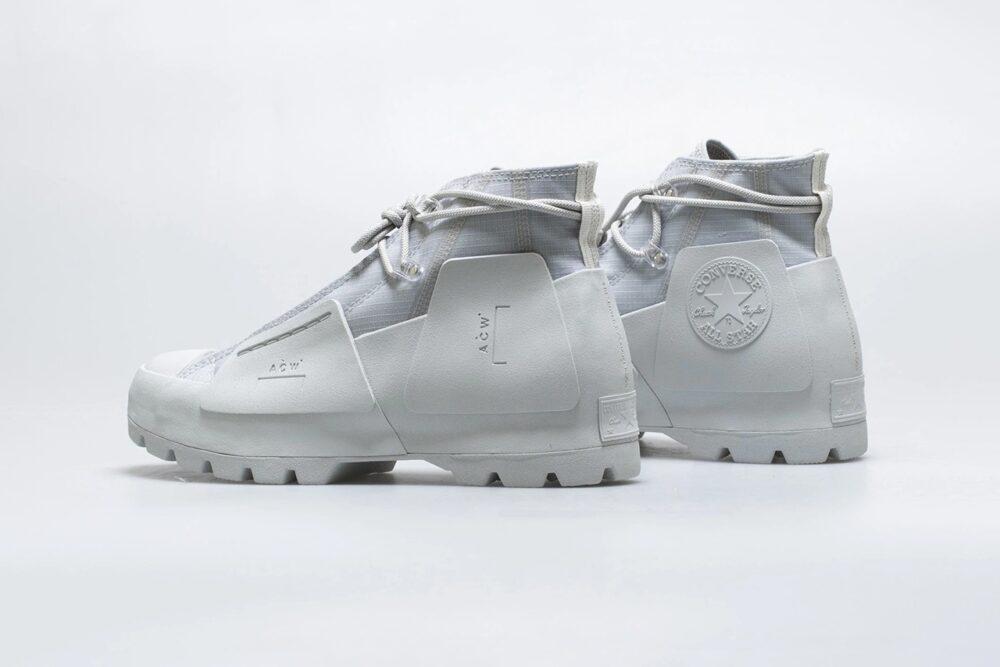 Бренд A-COLD-WALL * создал скульптурные кроссовки Converse ERX 260 и Chuck Taylor FW20