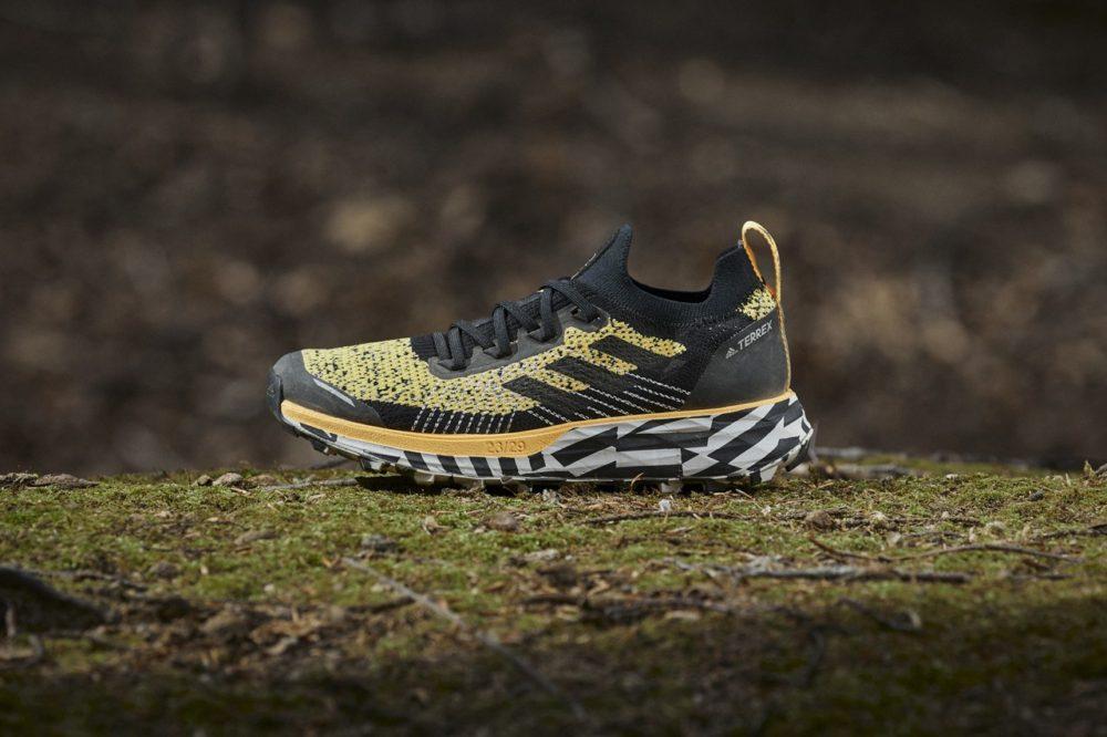 Adidas TERREX и Parley создали кроссовки PROTOHYPE Trail Running рассчитанные на бездорожье
