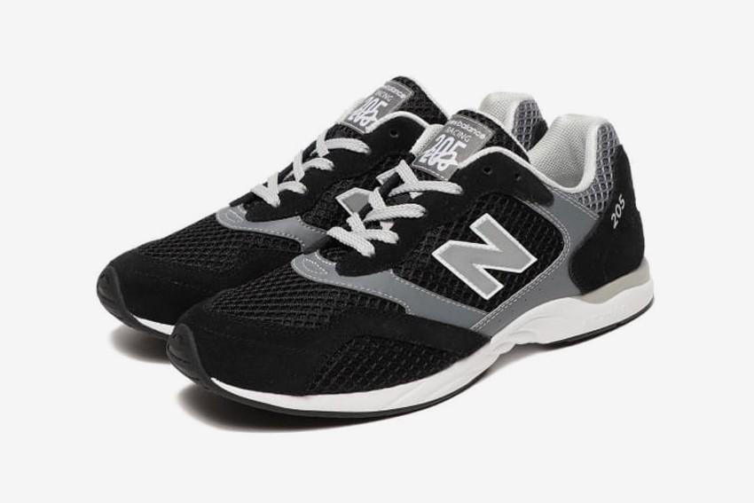 BEAMS и New Balance воскресили винтажные кроссовки RC205